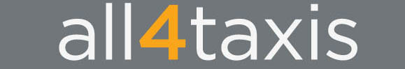 All 4 Taxis Logo